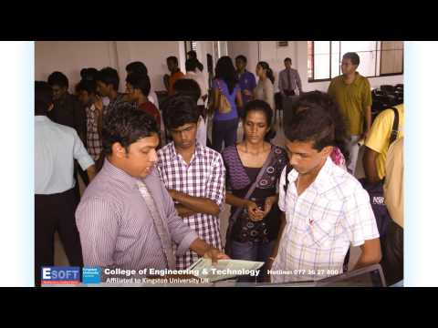 ESOFT College of Engineering and Technology - Open Day and Exhibition