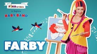 Fíha tralala - Farby