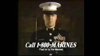 U.S. Marines Commercial From The 80's