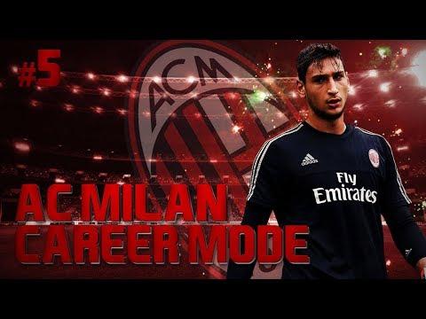 Fifa 17 - AC Milan Career mode - #5 SIMULEREN GAAT FOUT!