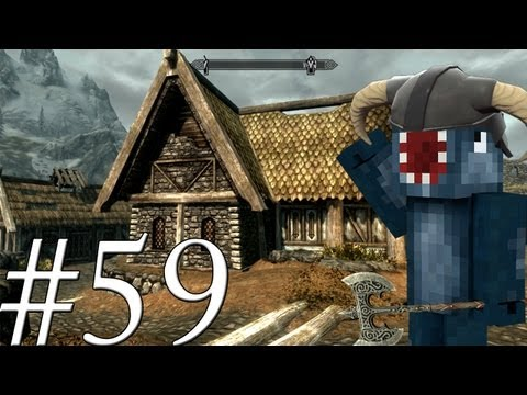 Let's Play Skyrim - My Own Son!! [59]