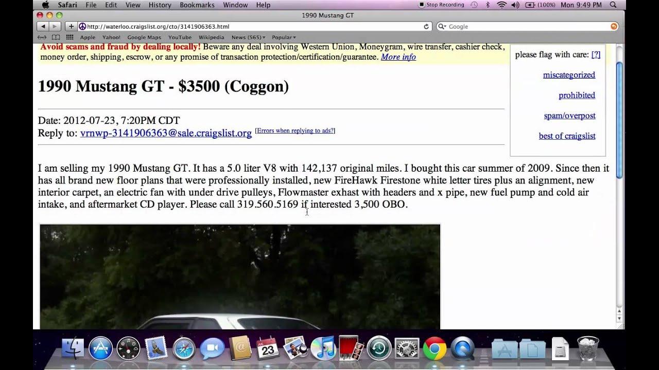 Craigslist Cedar Falls Iowa Cars And Trucks Used Cars