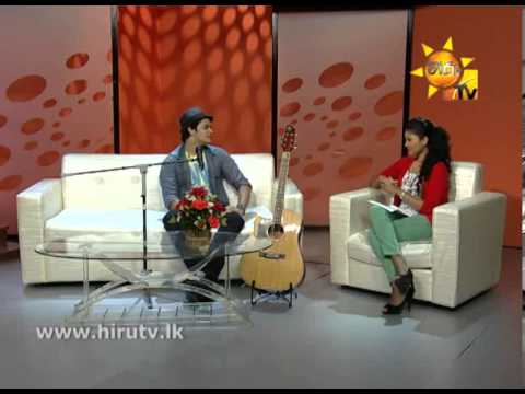 Gaurav Dagaonkar Interview with Hiru TV MORNING SHOW - 2014-01-31