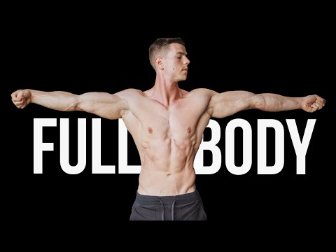 Full Body Calisthenics Workout AT HOME