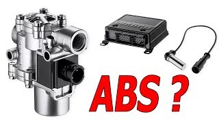 ABS là gì? Cơ chế hoạt động của hệ thống chống bó cứng phanh ABS | Lucky Luan