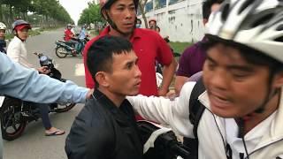 Hiệp sĩ Bình Dương vây bắt hai tên cướp cực nguy hiểm