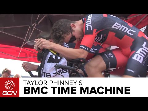 Set Up Your Time Trial Position Like A Pro – Taylor Phinney's BMC Time Machine