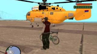 Gta San Andreas New Helicopter Mod