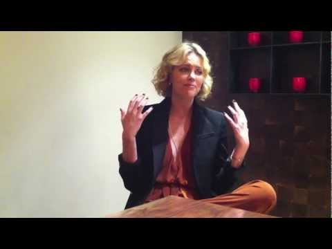 Charlize Theron Interviewed by Scott Feinberg
