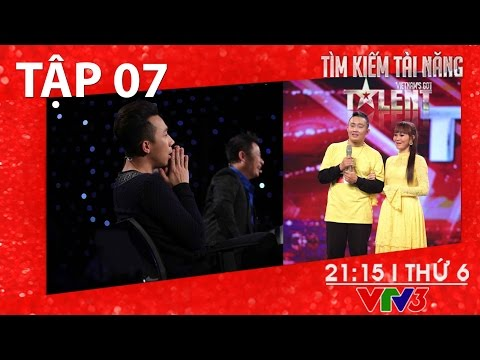 [FULL HD] Vietnam's Got Talent 2016 - TẬP 7 (26/02/2016)