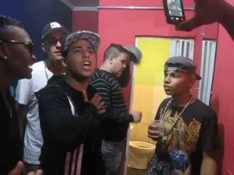MC DALESTE, MC BRASA, MC PET, MC OCLINHO E SILAS GARDEM.