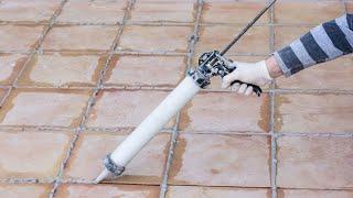 Arreglar una gotera en la terraza