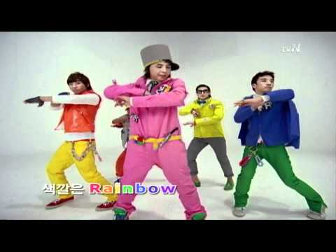 BIGBANG 2NE1 - Lollipop (tvN HD 1080p) [Subtitles VO]