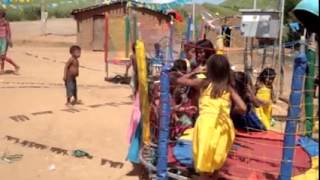 Aldeia Maxakali no Vale do Mucuri faz celebra��o antecipada pelo Dia do �ndio