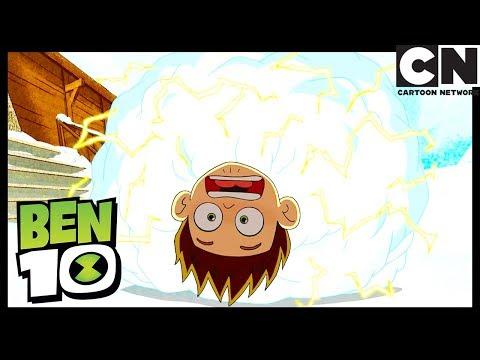 Ben 10 | Ben the Snowball | Heat of the Moment | Cartoon Network
