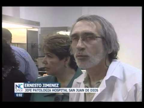 Hospital San Juan de Dios estrena laboratorio de biopsias