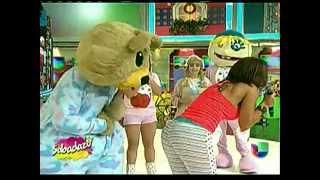 Pedo Bear Spanks Culo De Cecilia Galeano Sabadazo