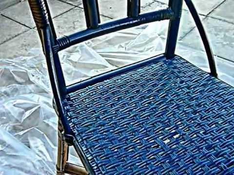 Decoration peinture comment retaper une vieille chaise for Fabriquer une chaise