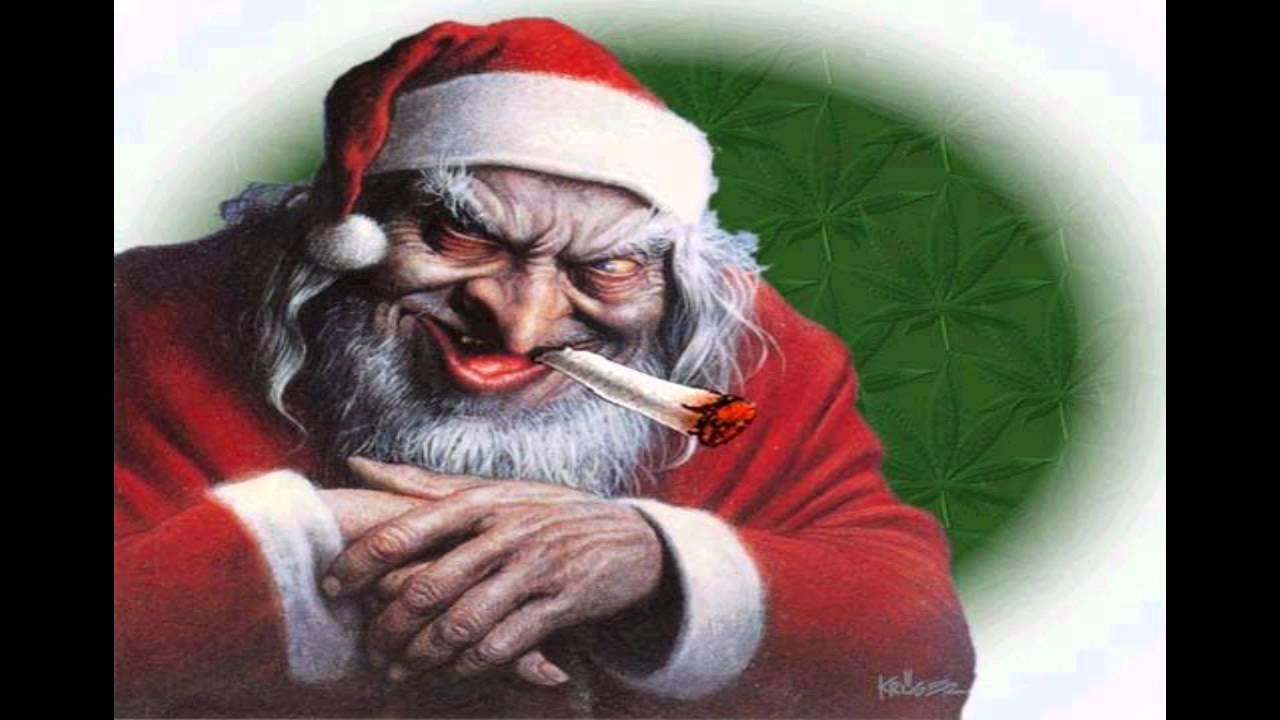 Дед мороз бомж фото