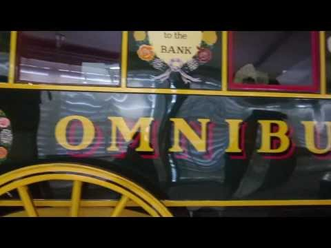 Omnibus Display at London Transport Museum