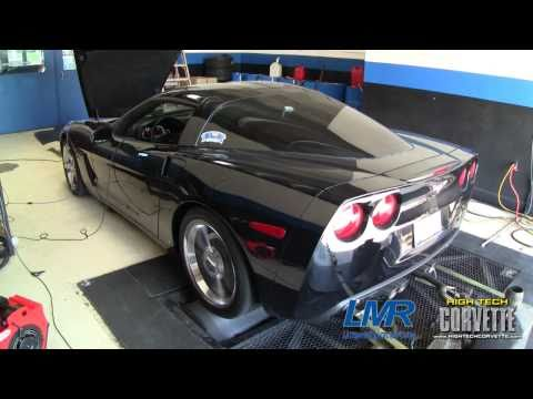 600hp C6 Corvette from LMR