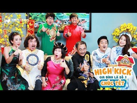 Gia đình là số 1 sitcom   cười nghiêng ngả với lời chúc tết đến từ dàn diễn viên hot nhất showbiz