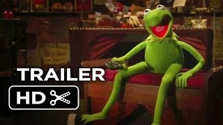 Muppets Most Wanted Official Theatrical Trailer (2014