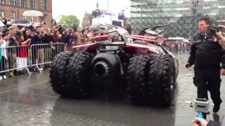 Start of the 2013 Gumball 3000 Rally