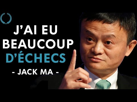LE DISCOURS INSPIRANT DU MILLIARDAIRE JACK MA AUX ENTREPRENEUR - (motivation francais)