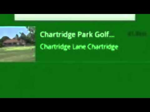 Chartridge Park golf club Great Missenden Buckinghamshire