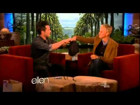 Magician Justin Willman on ELLEN!