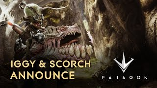 Paragon - Iggy & Scorch Announce Trailer