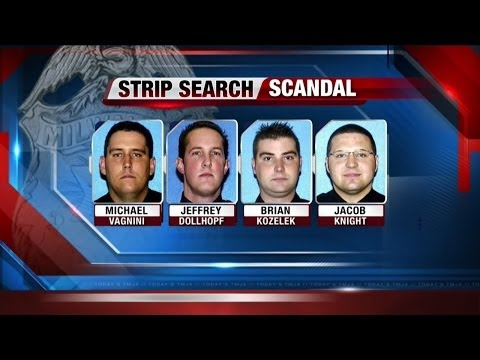 Federal lawsuit filed against MPD over strip search scandal