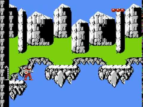 TAS Rygar NES in 6:08 by Cardboard