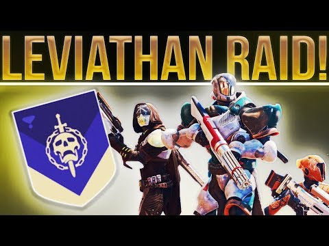 🔴 LIVE! Destiny 2 Leviathan Raid Launch Stream! #Destiny2 Leviathan Raid.