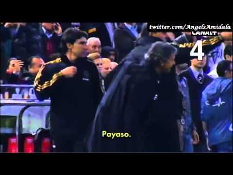 Jordi Alba llamó subnormal a Mourinho (bueno, en 'los manolos' no)