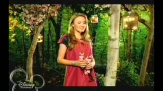 Once Upon A Dream Emily Osment (FULL MUSIC VIDEO)
