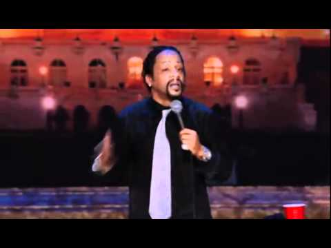 Katt Williams on The Comedy Central Flavor Flav Roast