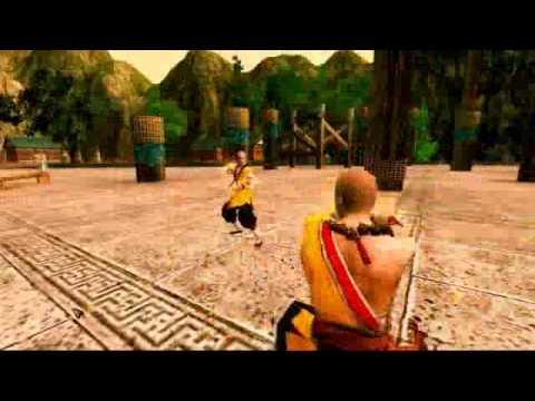 [VLTK phiên bản 3D] Môn phái: Thiếu Lâm Tự