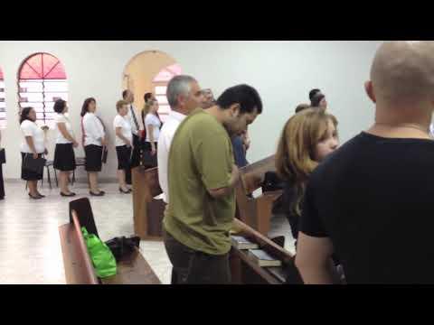 Cantata de Natal 2012 - Excerto de Messias de Handel (Handel's
