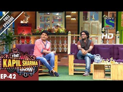 The Kapil Sharma Show -दी कपिल शर्मा शो-Ep-42-Arijit Singh in Kapil's Show–11th Sep 2016