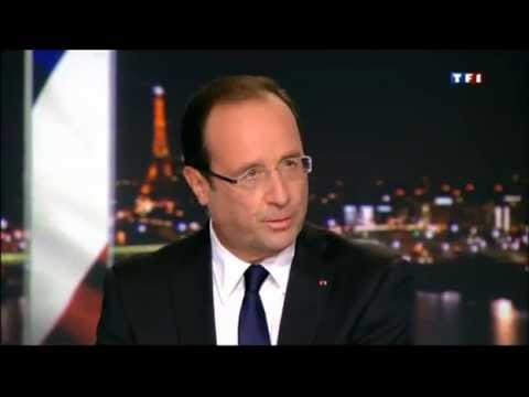 2012 09 09 2000   TF1   Journal 20h   Francois Hollande