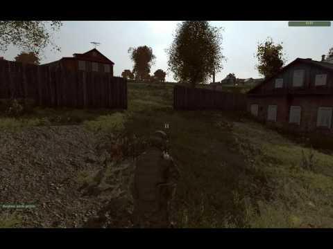 Геймплейное видео ARMA 2