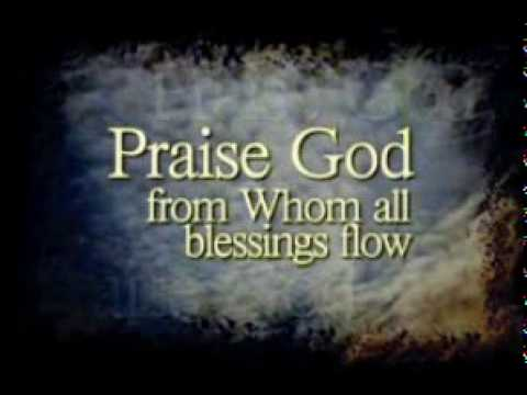 New Doxology