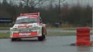 Vidéo Spéciale de test des Legend Boucles de Spa 2014