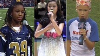 Kids Sing For America: The Ultimate National Anthem
