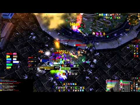 Council of Elders 10 Heroic vs EquinoXx - Throne of Thunder (MonkH / Hunt PoV)