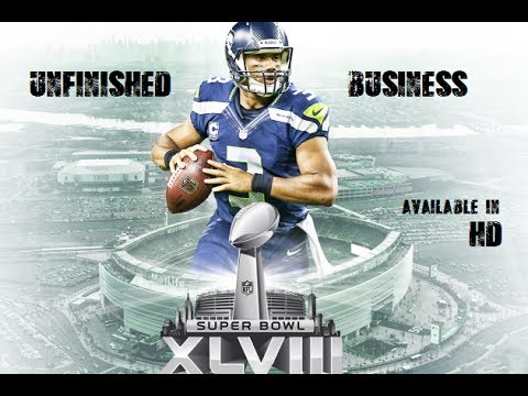 'Unfinished Business' Seattle Seahawks 2013-14 Highlight Film