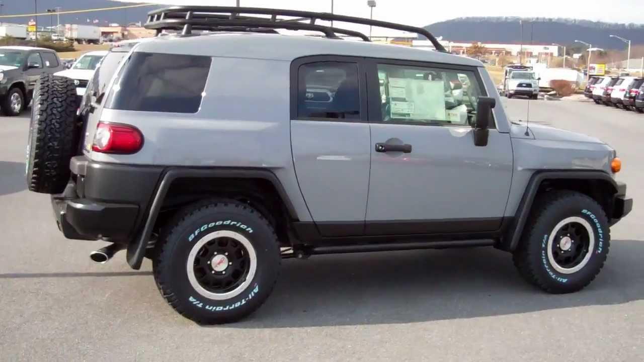 Toyota Fj Cruiser 2014 Trail Team For Sale Html Autos Post