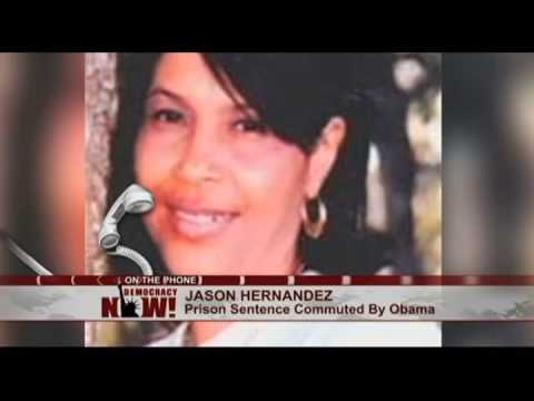 Live from Prison: Jason Hernandez Thanks Obama for Commuting His Drug Sentence, Hopes